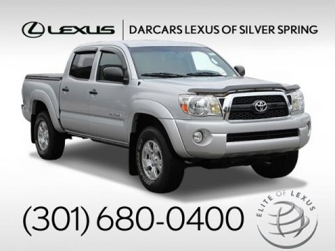 2011 Toyota Tacoma Double Cab / SR5 Extra Value Package
