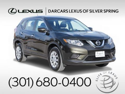 2015 Nissan Rogue S