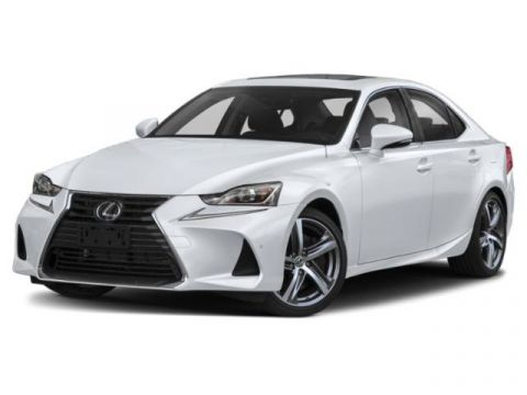 New 2020 Lexus IS 350